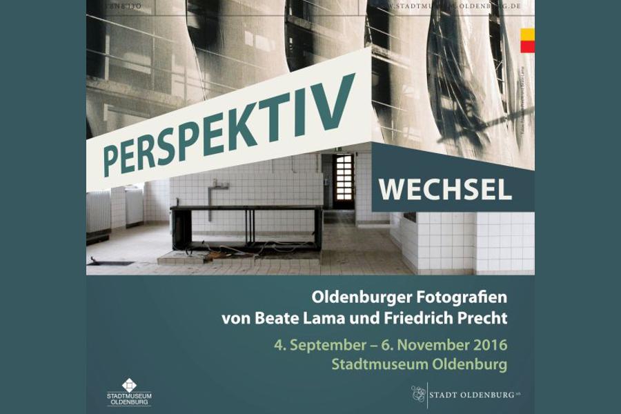Oldenburger Fotografien von Beate Lama und Friedrich Precht