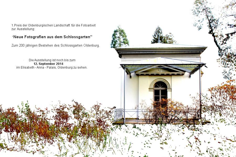 Fotografien Schlossgarten Oldenburg