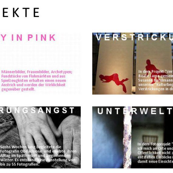 Pretty in Pink Verstrickungen Berührungsangst Unterwelten